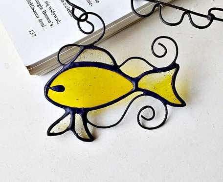 Zakładka do książki Złota rybka