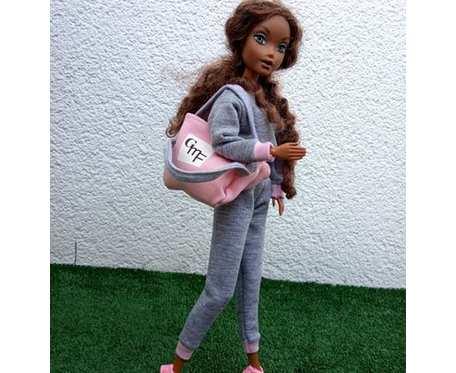 ubranka dla lalek typu barbie