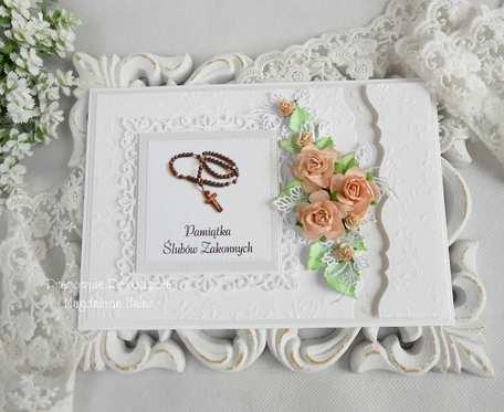 Kartka A5 z okazji Ślubów Zakonnych 19