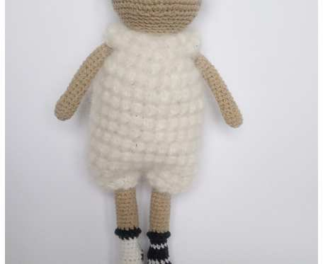 Moherowa owieczka