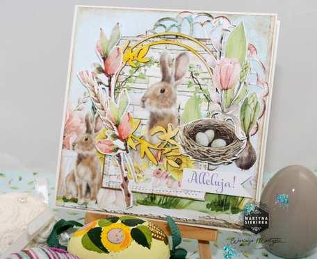 Kartka Wielkanocna 5