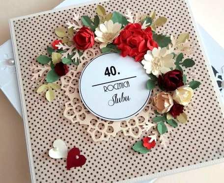 40 Jubileusz z Girlandą Kwiatów