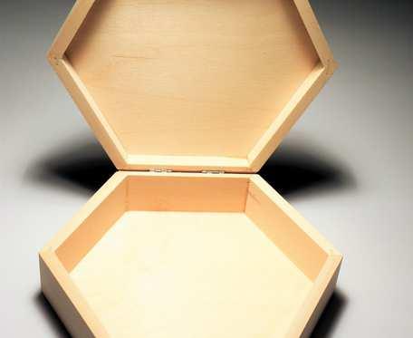 PTASZEK NA UWIĘZI - szkatułka