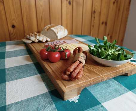 Wyjątkowa deska do serwowania lub krojenia