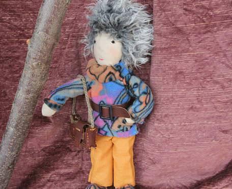 Daga - lalka szmaciana
