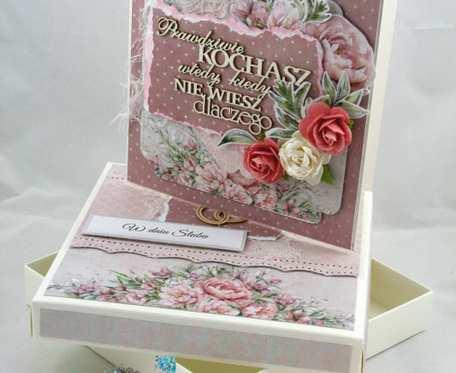 Kartka ślubna Miłe Chwile 2