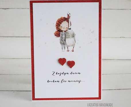 Kartka Walentynkowa, #4