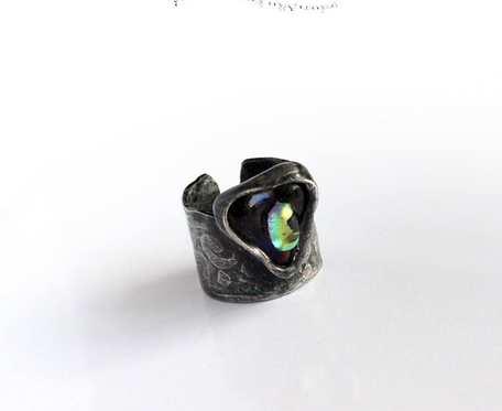 Bastet II - obrączka / pierścionek