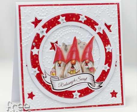 Czerwone skrzaty świąteczne  1929