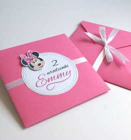Zaproszenia Urodzinowe Ręcznie Robione Sklep Internetowy Handmade
