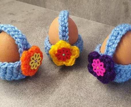 Koszyczek osłonka na jajko