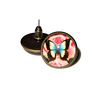 Kolczyki Motyle UNI943