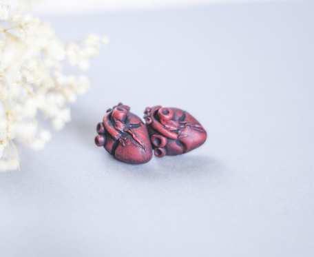 Anatomiczne serca wkrętki