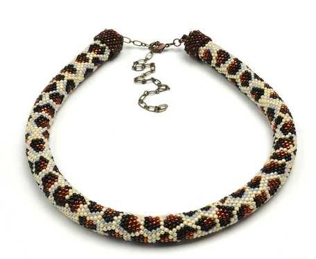Naszyjnik Leopard