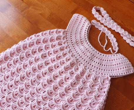 Bawełniana sukienka 74-80