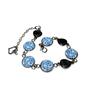 Komplet biżuterii - Delikatne Kwiatki
