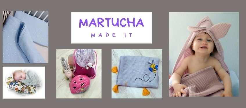 Martucha made it