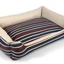legowisko Moody Stripes brown rozmiar S