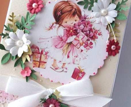 Kartka Dla małej księżniczki URODZINKI