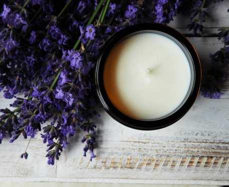 Zapachowa, naturalna świeca sojowa WAKACJE W PROWANSJI