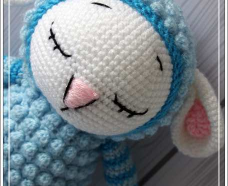 Przytulak owieczka