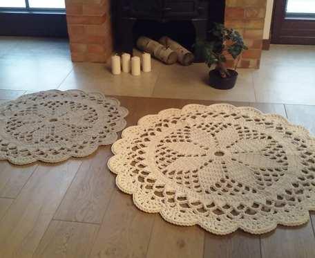 Komplet 2 dywany