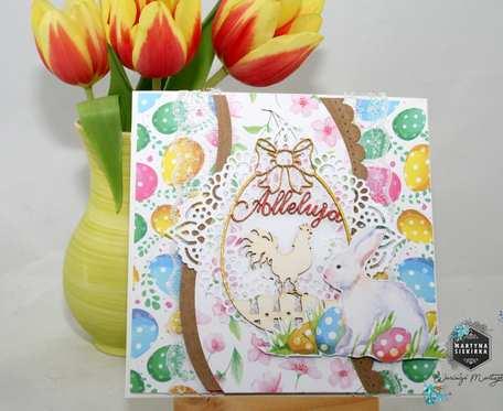 Kartka Wielkanocna 7
