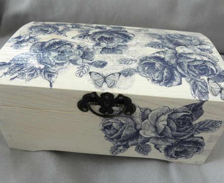ROMANTIC - szkatułka