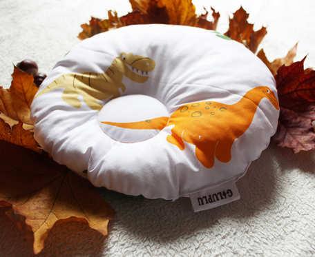 Poduszka na spłaszczoną główkę