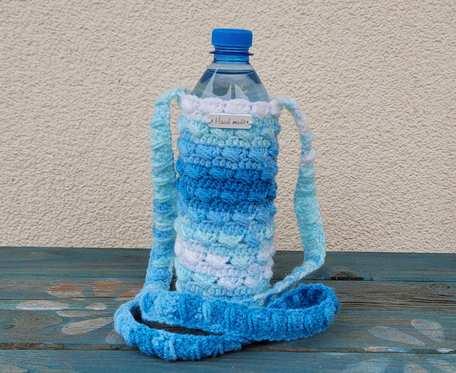 Torebka etui na butelkę wody