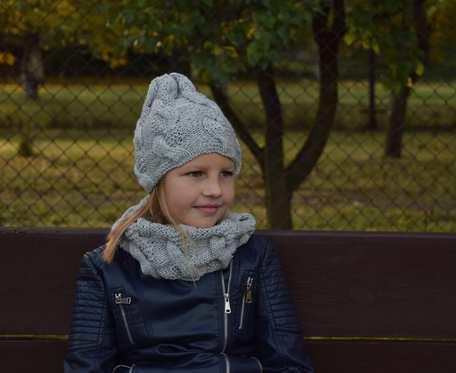 Komplet Warkocz Merynos Młodzieżowy
