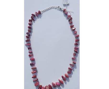 Naszyjnik z masy perlowej
