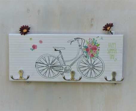 Wieszak  Rower (kosz kwiatów)