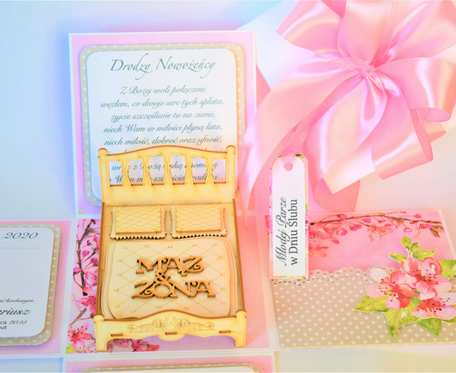 Małżeńskie łoże - wersja 1