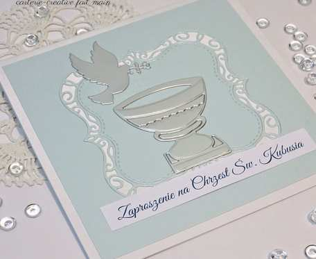 Zaproszenie na chrzest