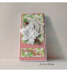 Wspaniały Kartki bożonarodzeniowe ręcznie robione   Sklep internetowy XN17