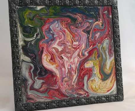 Obraz, abstrakcja