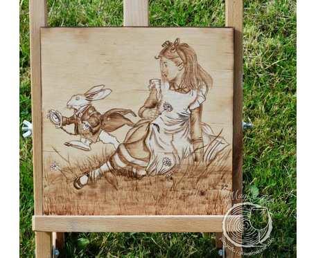 Obrazek Alicja w krainie czarów