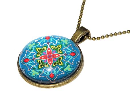 Medalion Mandalina