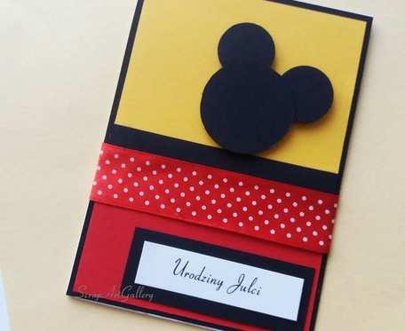 z Myszką Miki :)
