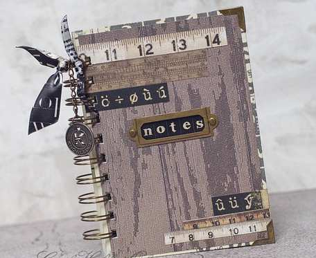 Notes steampunk dla Niego