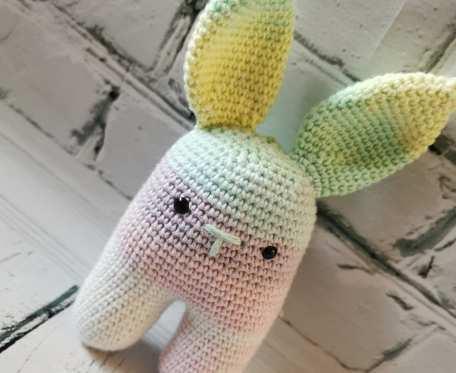 Dzielny królik (mały).