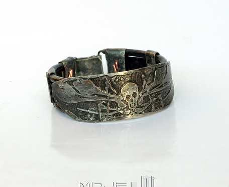 Ważka wg Starowieyskiego - bransoleta