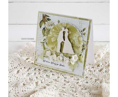 Kartka ślubna, 530
