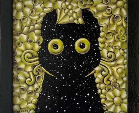 Koty pochodzą z kosmosu