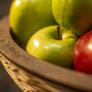 Misa na Owoce z tektury falistej
