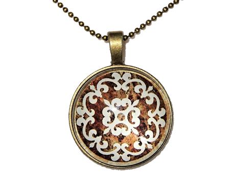 Medalion Gina