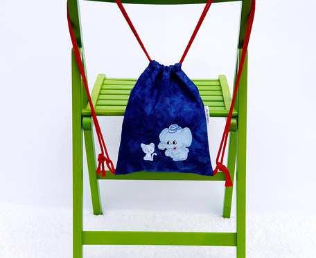 Plecak – Worek dla dzieci słoń i kot