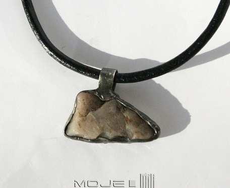 Kamienny kieł III - wisiorek