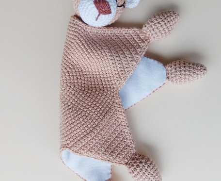 Przytulanka - Miś beżowy, długości 30 cm